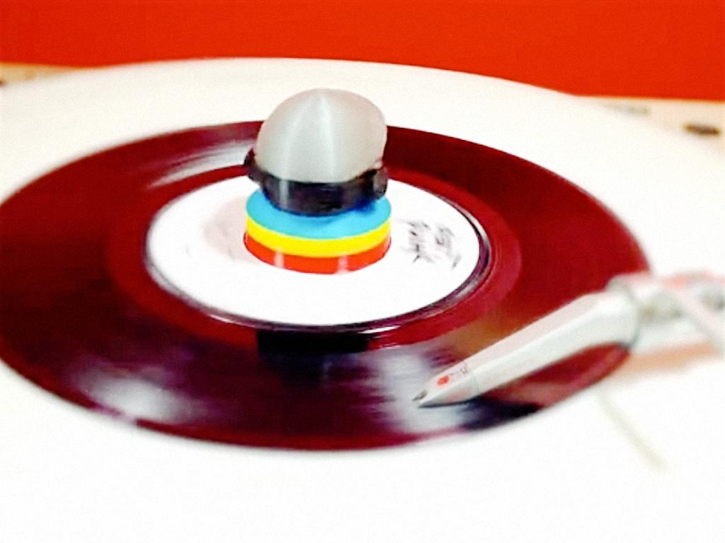 3d print 7 inch vinyl adapter